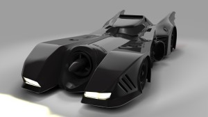batmobile screenshot 1