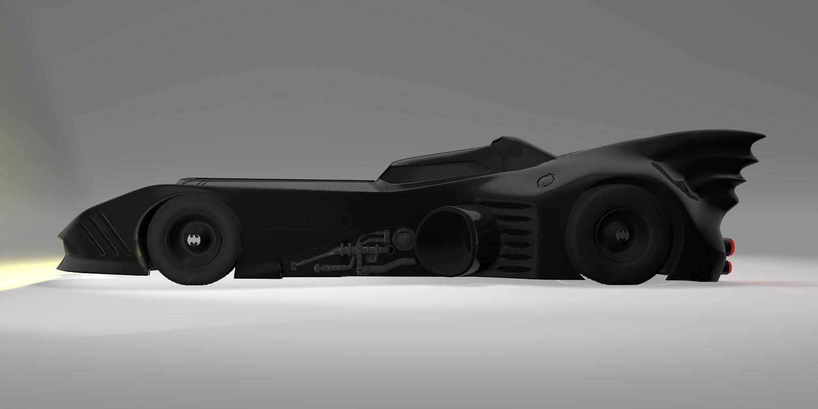 batmobile screenshot 2