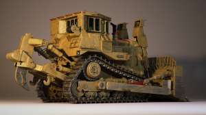armored bulldozer 2